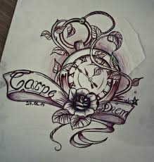 carpe diem design by sukis brain artwork on deviantart