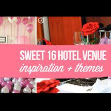 unique party sweet 16 archives unique party ideas from the party suite at bellenza