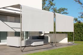 balkon design design sonnensegel aufrollbar sicht sonnenschutz für balkon
