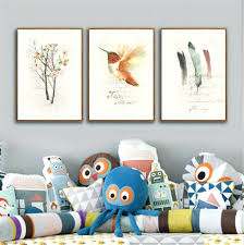 Cartoon Wall Painting In Bedroom Beibehang 3d Wallpaper Oil Painting Handmade Banana Leaf Tv