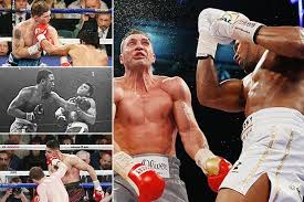 Uppercut Meme - anthony joshua devastating uppercut on wladimir klitschko will go