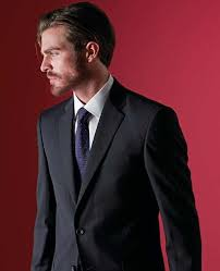 Savile Row tailor Richard James has come up with a collection of ready-to-wear suits, shirts and accessories for John Lewis. Jacket, £265; trousers, £130; ... - richard-james_1699304a