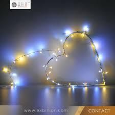 12 leds metal ornament lights tree leaf solar string lights for
