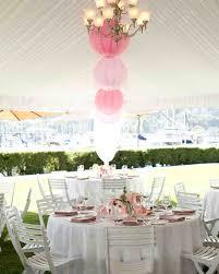 Pretty Chandeliers by 47 Hanging Wedding Décor Ideas Martha Stewart Weddings