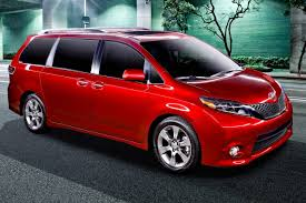 Toyota Map Update Usa by Used 2015 Toyota Sienna For Sale Pricing U0026 Features Edmunds