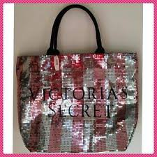 victoria secret tote bag black friday victoria u0027s secret canvas travel u0026 shopping bags for women ebay