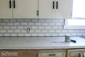 diy kitchen tile backsplash inexpensive backsplashes for kitchens best rustic ideas on rustic