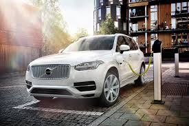 how much is a volvo semi truck volvo xc90 t8 twin engine electric range and efficiency test video
