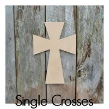 unfinished wooden crosses unfinished products crosses page 1 build a cross