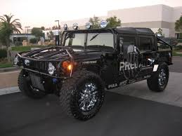 jeep hummer conversion h2 and h1 hummers with the duramax allion were being inspected by