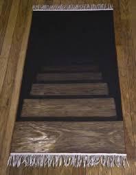 teppich treppe design teppich läufer treppe optische täuschung die besten