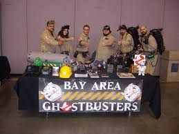 spirit halloween roseville mi bay area ghostbusters and roseville ghostbusters at big wow