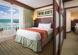 2 bedroom suite in miami miami hotel beachside resort newport beachside hotel resort