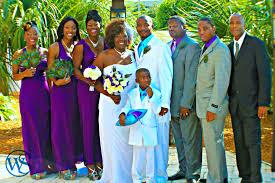 purple and turquoise wedding cordelia curtis