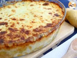 cuisine morue morue à la crème recette traditionnelle portugaise recette ptitchef