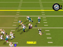 Backyard Sports Football Backyard Football U002710 Review U2013 Nintendo Okie