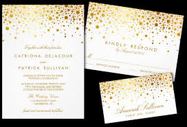 gold wedding invitations gold monogram wedding invitation save the dates