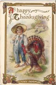 vintage thanksgiving postcards vintage postcards shoots roots and leaves page 4