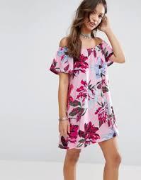 floral dresses printed dresses conscious printed dresses asos