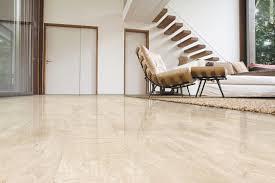 indoor tile floor marble polished crema marfil levantina