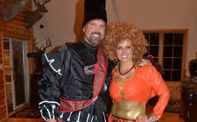 Tiffany Halloween Costume Crush Halloween Outdoor Channel