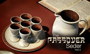 seder cup the passover seder part 2 founded on the bible