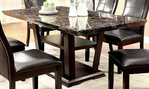Dining Tables With Marble Tops Dining Table Marble Top Dining Table With Marble Top Versus Wood