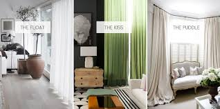 Hanging Curtains High And Wide Designs Hanging Curtains All Wrong Emily Henderson