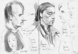 adebanji alade my art my passion for sketching sketches on the