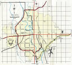 I 35 Map Interstate Guide Interstate 235 Kansas