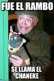 Rambo Meme - fue el rambo on memegen