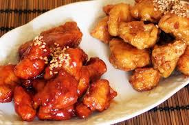 cuisine cor馥nne recette cuisine coréenne le dalk kangjeong 닭강정 kimshii