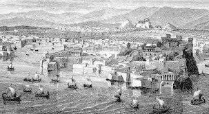 imagenes de antigua atenas la polis griega atenas vida política y social poder marítimo