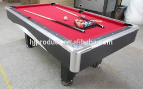 Folding Pool Table 8ft Popular Design Folding Pool Table 7ft 8ft Mdf Playfield Snooker