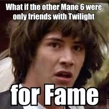 Six Meme - 245312 conspiracy keanu exploitable meme magical mystery cure