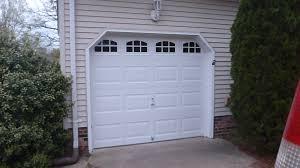 garage doors single car garage door amarr carriage in rocklin