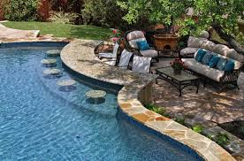 Pool Patio Pictures by 33 Mega Impressive Swim Up Pool Bars Built For Entertaining