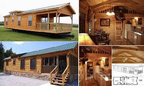 400 sq ft costum log cabin on wheels home design garden