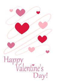 clipart valentine heart card