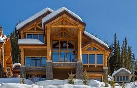 Luxury Cabin Homes Sun Peaks Vacation Rentals Book Accommodation Direct And Save