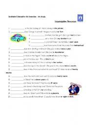 ideas collection interrogative pronouns worksheets for grade 3