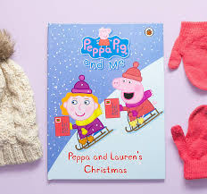 personalized christmas for kids personalised christmas books