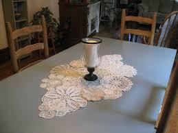 diy table runner interiors design
