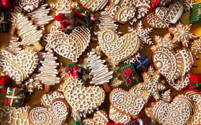 24 holiday cookies from around the world