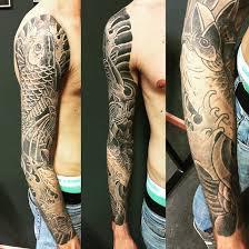 magnificent koi sleeve tattoos 3 tattoo pinterest koi