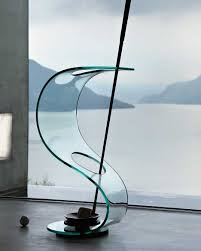 cobra the curved glass umbrella stand u2013 fiam italia