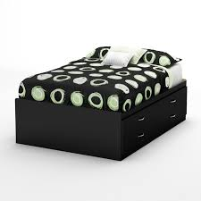 Captains Bed South Shore Furniture Step One Full Captain U0027s Bed Lowe U0027s Canada