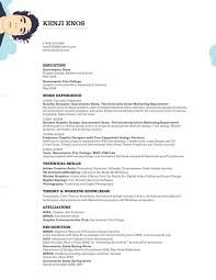 Creative Resume Samples by 83 Best Cool Creative C V U0027s Images On Pinterest Resume Ideas