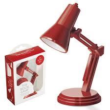 Red Desk Light The Book Lamp U2013 Angle Lamp Reading Light U2013 If