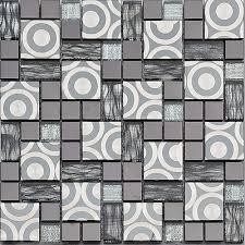 kitchen backsplash stickers mosaic tile sheets puzzle mosaic tiles circle patterns kitchen